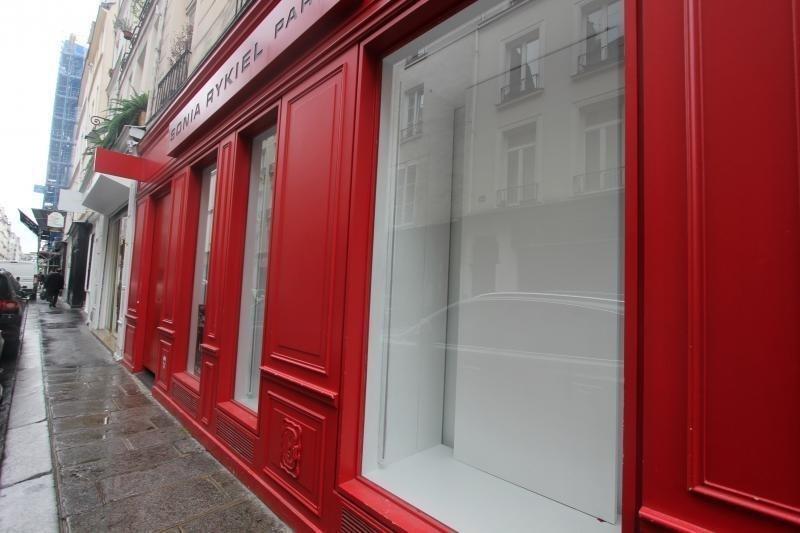 Rental shop Paris 3ème 6500€ HT/HC - Picture 2