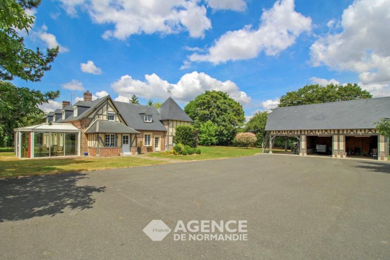 Deluxe sale house / villa Bernay 350000€ - Picture 2