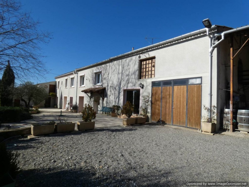 Sale house / villa Fanjeaux 399 000€ - Picture 1