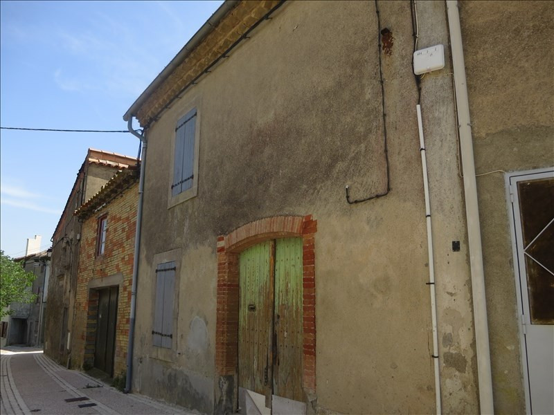 Sale house / villa Carcassonne 57 500€ - Picture 1