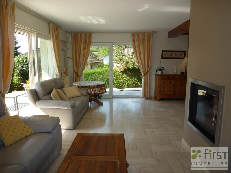 Deluxe sale house / villa Groisy 559 000€ - Picture 2