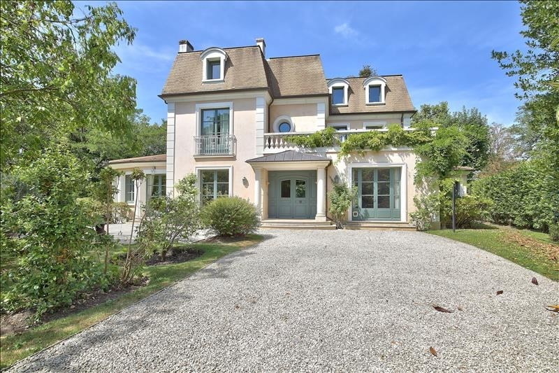 Vente de prestige maison / villa Le vesinet 3 300 000€ - Photo 8