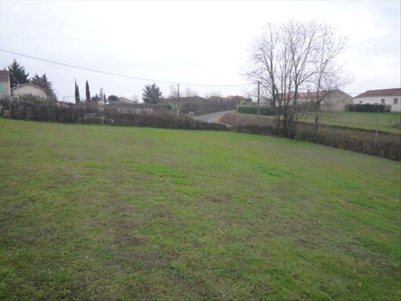 Vente terrain Nanteuil 26240€ - Photo 4