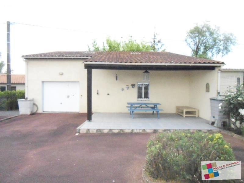 Vente maison / villa Boutiers st trojan 181900€ - Photo 2