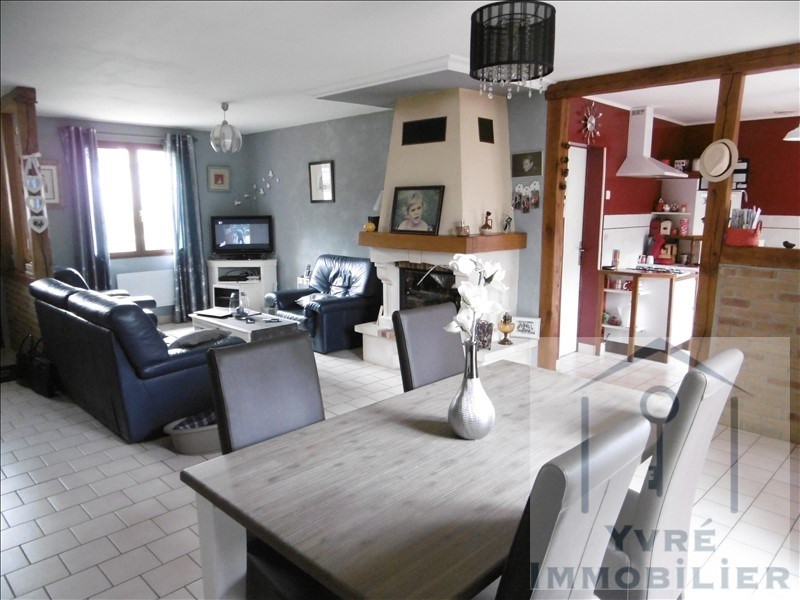 Sale house / villa Yvre l eveque 246 750€ - Picture 3