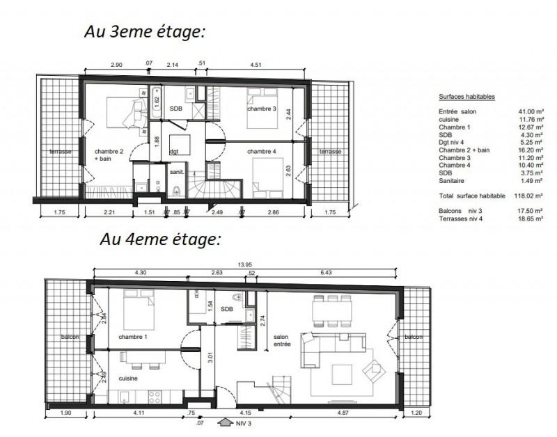 Produit d'investissement appartement Noisy-le-sec 505000€ - Photo 1