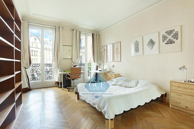 Deluxe sale apartment Paris 11ème 1 290 000€ - Picture 13