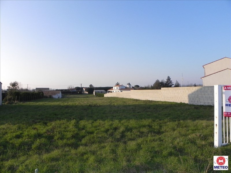 Verkauf grundstück Longeville sur mer 118250€ - Fotografie 3