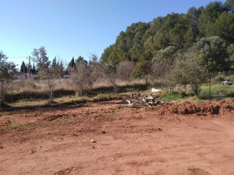 Vente terrain Le cannet des maures 160 000€ - Photo 3