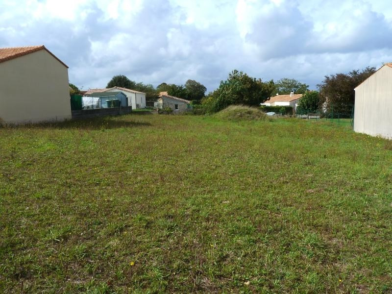 Sale site Niort 64 600€ - Picture 1