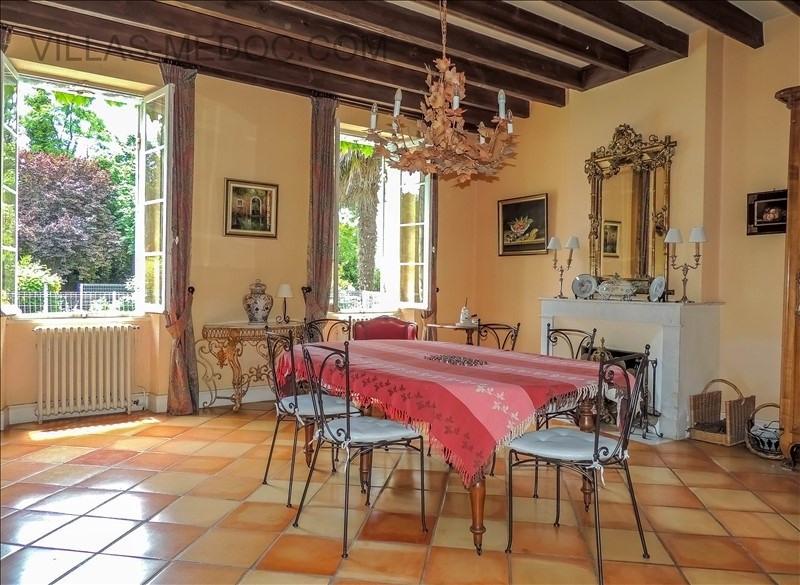 Vente maison / villa Civrac en medoc 430000€ - Photo 6