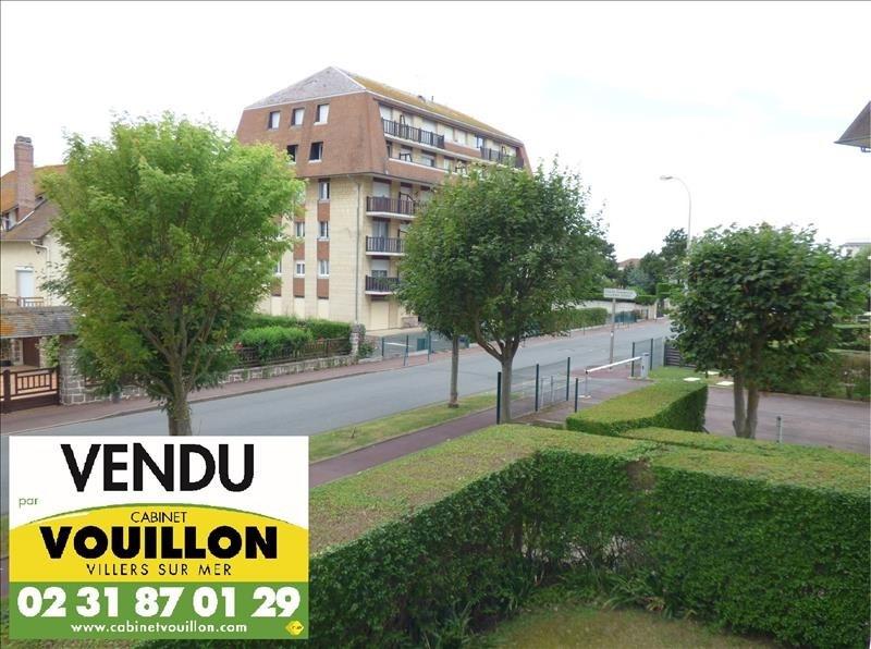 Vendita appartamento Villers-sur-mer 118000€ - Fotografia 1