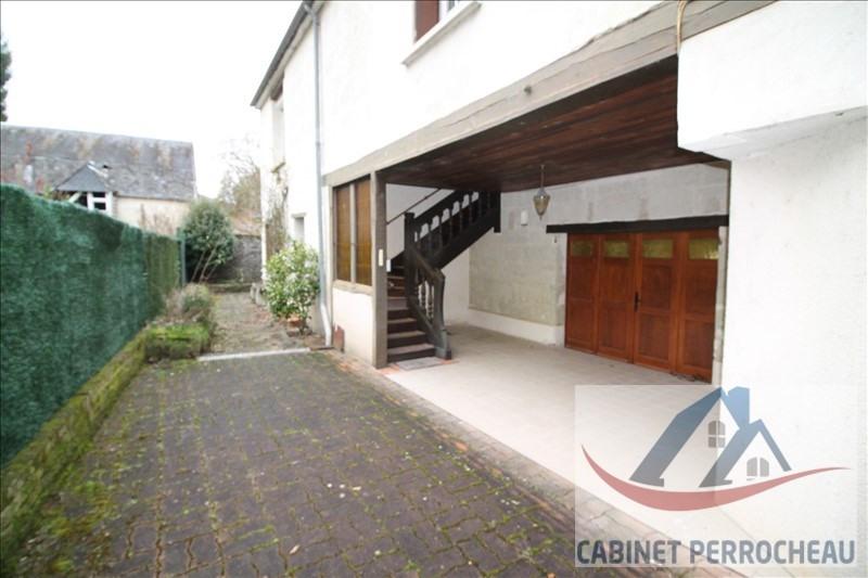 Vente maison / villa La chartre sur le loir 85000€ - Photo 5