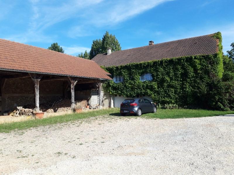 Vente maison / villa Boissy mauvoisin 274000€ - Photo 1