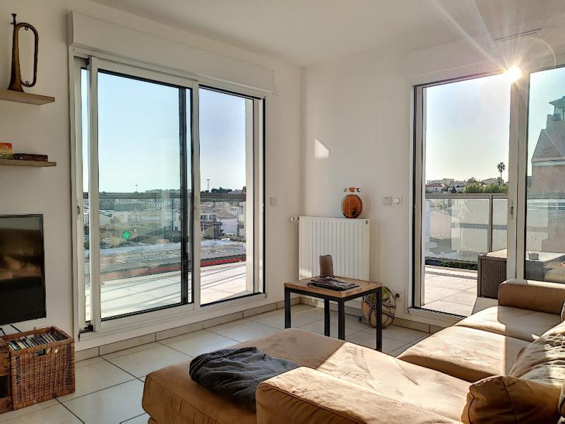Vendita appartamento Saint laurent du var 389000€ - Fotografia 4