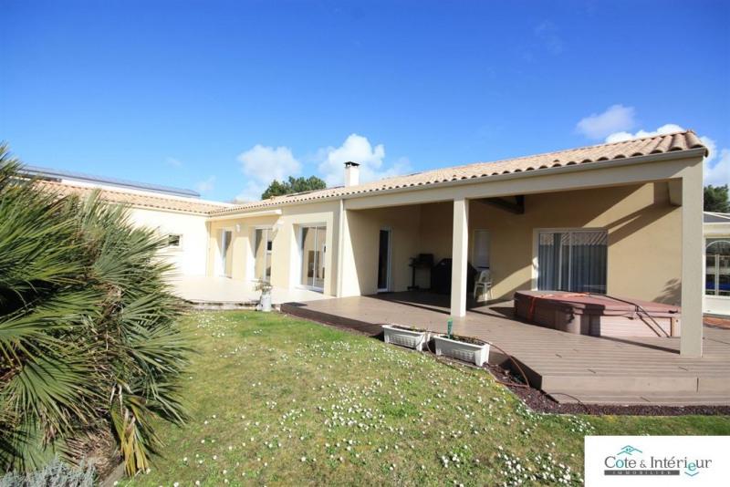 Vente de prestige maison / villa Chateau d'olonne 565000€ - Photo 1