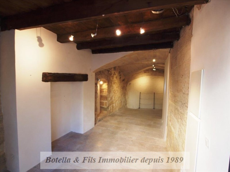 Vente appartement Uzes 135 000€ - Photo 1