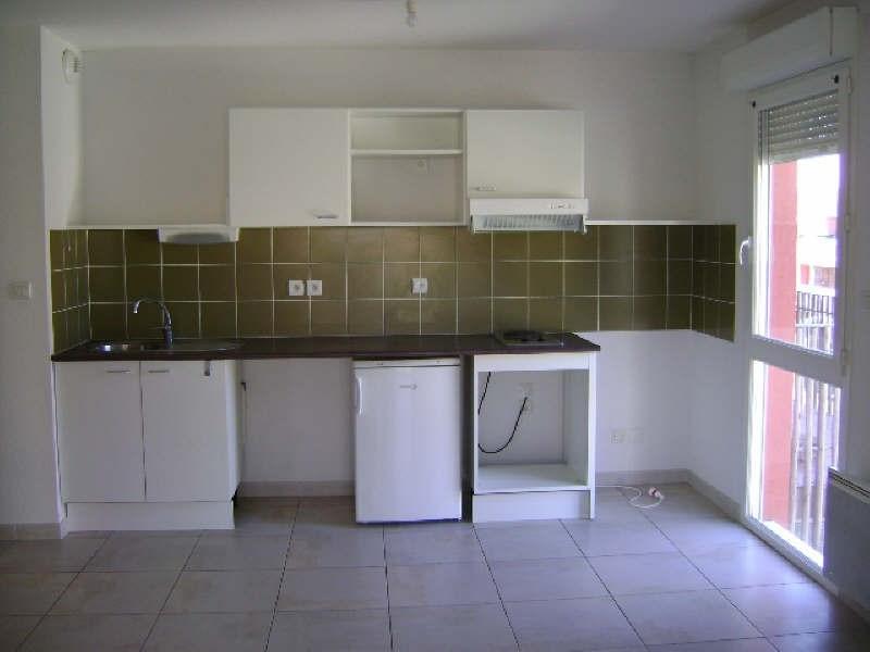 Rental apartment Balaruc 576€ CC - Picture 3