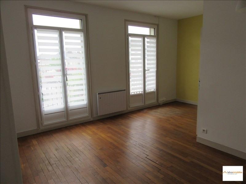 Rental apartment Yvetot 425€ CC - Picture 2
