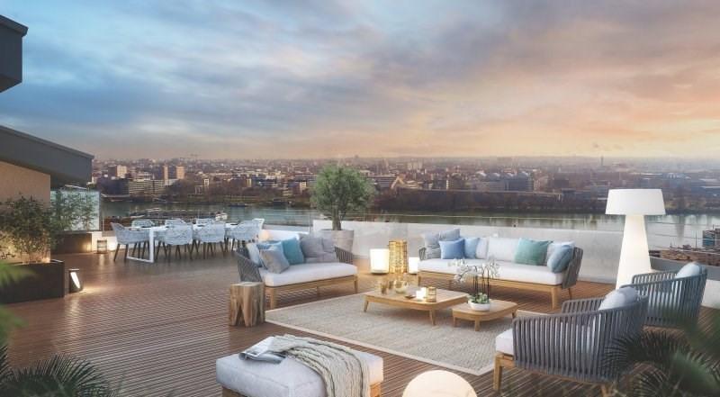 Appartement 4 pièces avec terrasse et garages - 110 m² - 693