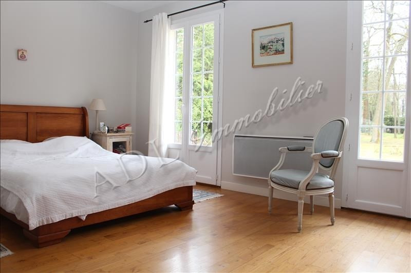 Deluxe sale house / villa Lamorlaye 594000€ - Picture 4