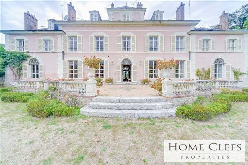 Immobile residenziali di prestigio castello Proche blois 1600000€ - Fotografia 1