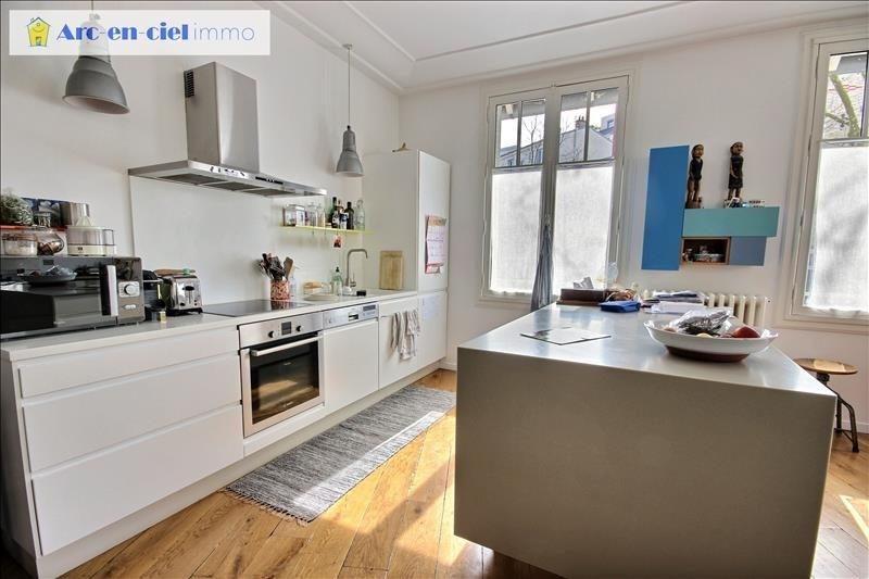 Revenda apartamento Paris 19ème 975000€ - Fotografia 6