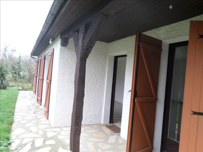 Location maison / villa Moulismes 575€ CC - Photo 1