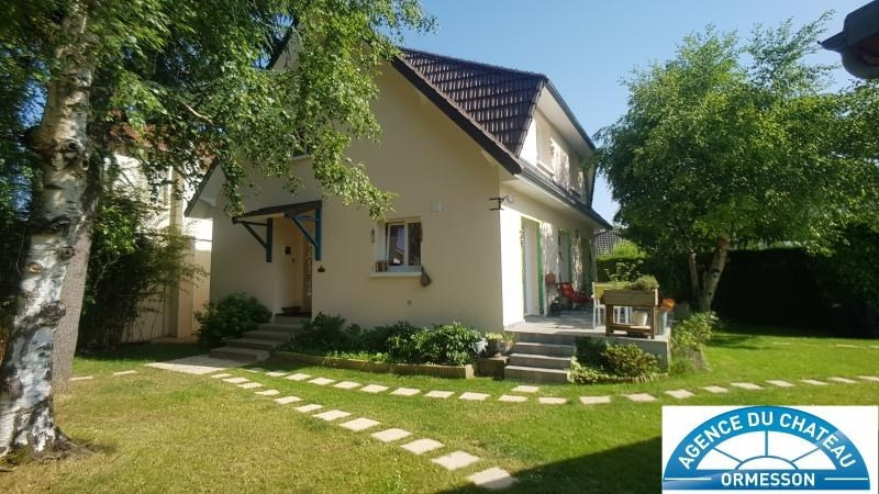 Vente de prestige maison / villa Ormesson sur marne 675000€ - Photo 1