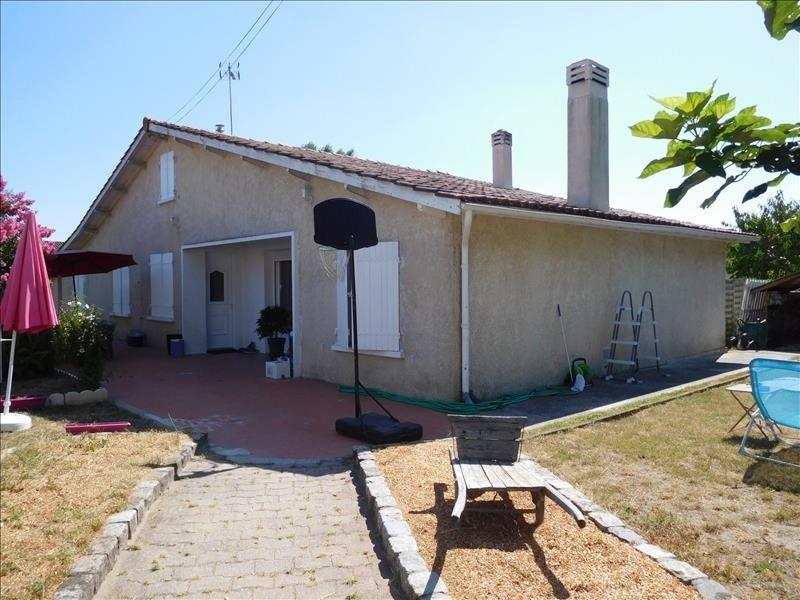 Rental house / villa St andre de cubzac 740€ CC - Picture 1