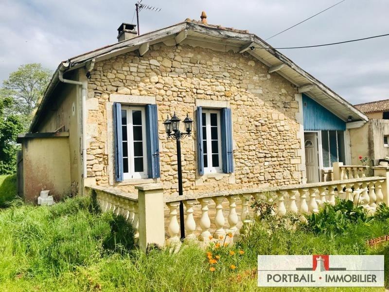 Sale house / villa Etauliers 106000€ - Picture 1