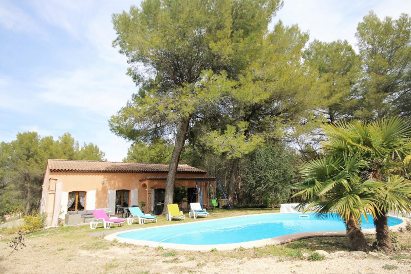 Deluxe sale house / villa Meyrargues 630 000€ - Picture 2
