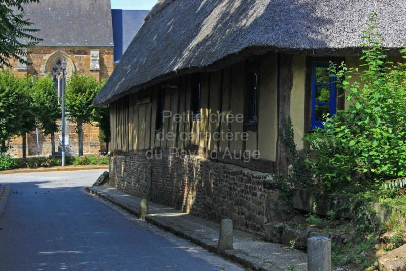 Location maison / villa Le sap 390€ CC - Photo 10