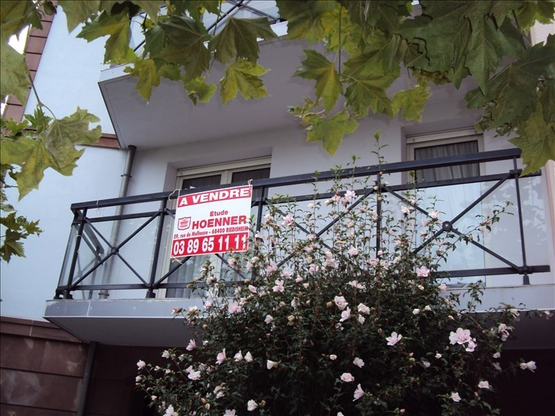 Vente appartement Riedisheim 234 000€ - Photo 10