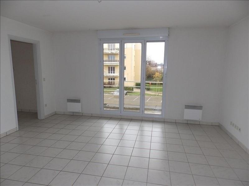 Alquiler  apartamento Moulins 525€ CC - Fotografía 1