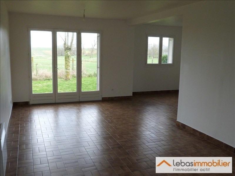 Vente maison / villa Veules les roses 146000€ - Photo 2