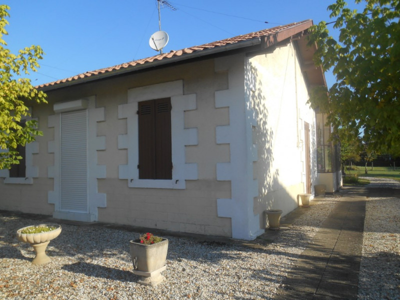 Vente maison / villa Cabanac et villagrains 190 000€ - Photo 2
