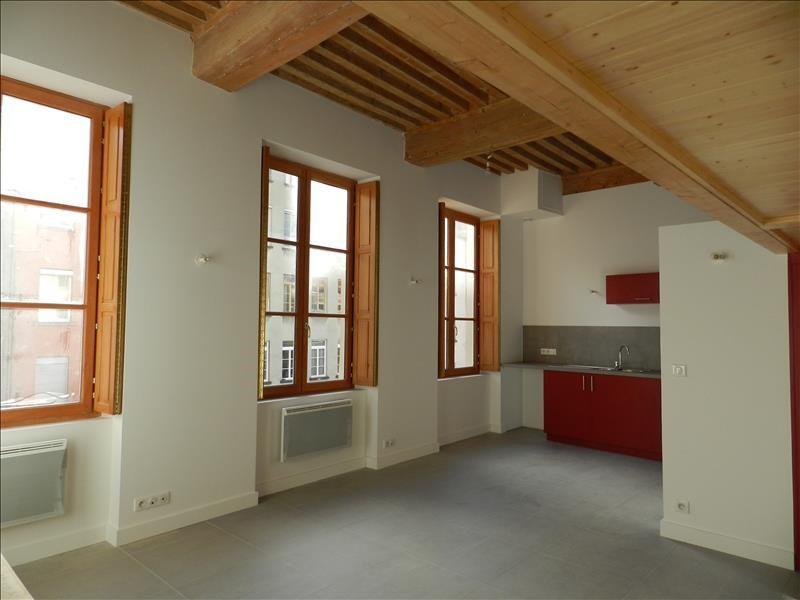 Appartement T3 lyon 04 - 3 pièce (s) - 57.93 m²
