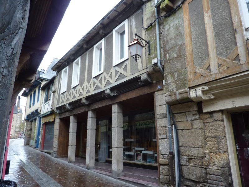 Vente local commercial Pontivy 167 000€ - Photo 2