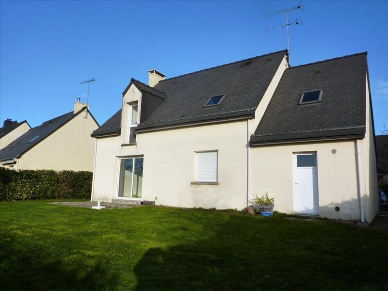 Sale house / villa St aubin du cormier 233000€ - Picture 2