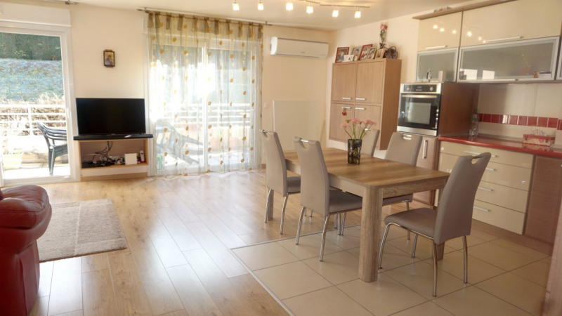 Vente appartement Bossey 519 000€ - Photo 1