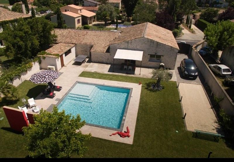 Sale house / villa Est de montelimar 420000€ - Picture 1