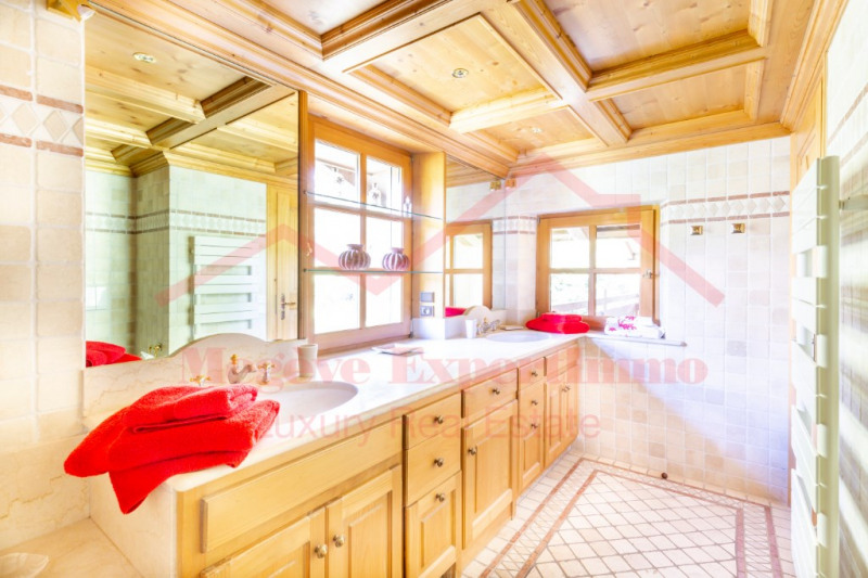 Vente de prestige appartement Megève 3900000€ - Photo 12