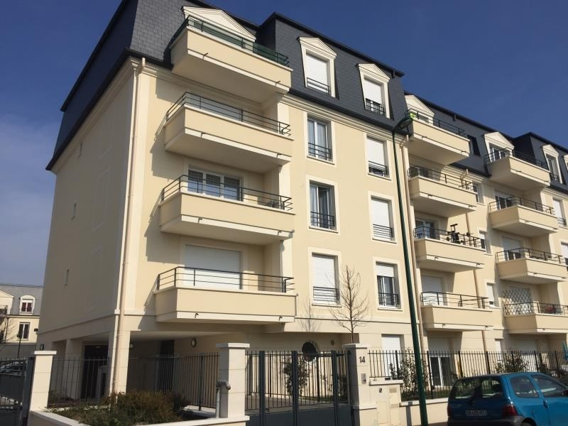 Rental apartment Vaires sur marne 744€ CC - Picture 1