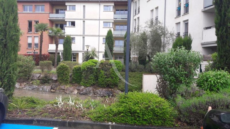 Rental apartment Colomiers 589€ CC - Picture 1