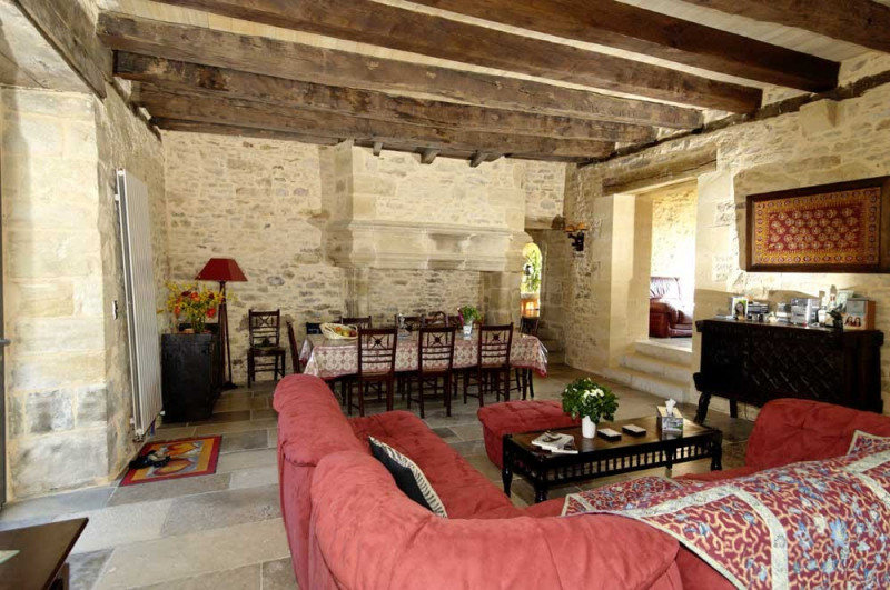 Deluxe sale chateau Valojoulx 1575000€ - Picture 9