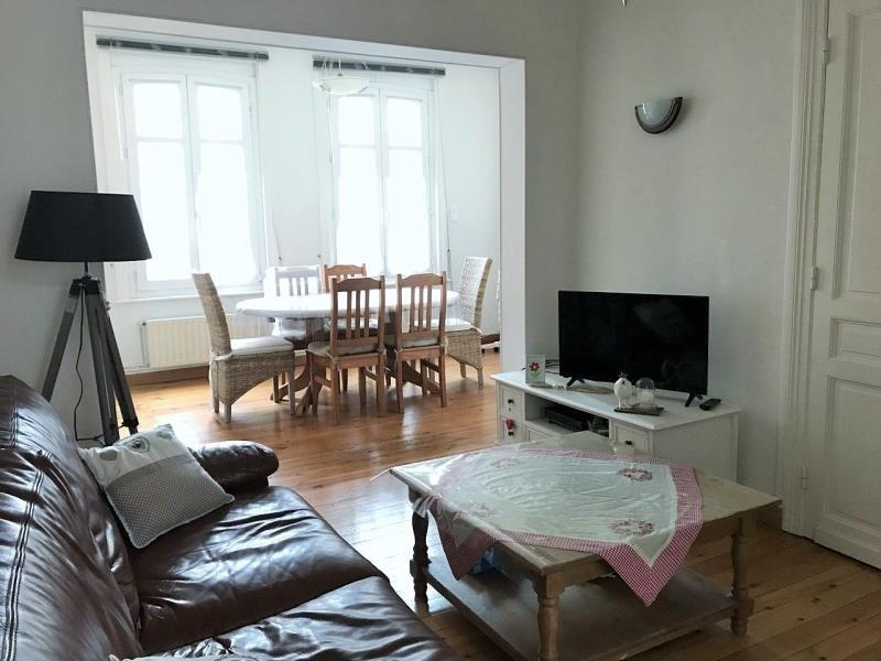 Rental apartment Bethune 550€ CC - Picture 1