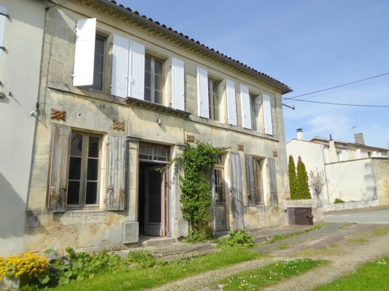 Sale house / villa Cherves-richemont 96750€ - Picture 1