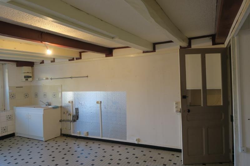 Sale house / villa St jean le vieux 98000€ - Picture 8