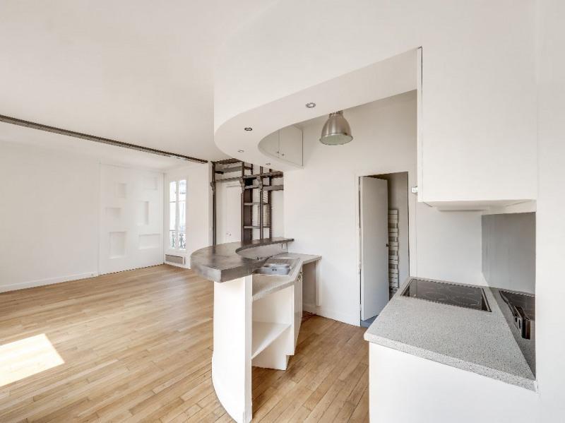 Verkoop  appartement Paris 3ème 655000€ - Foto 7